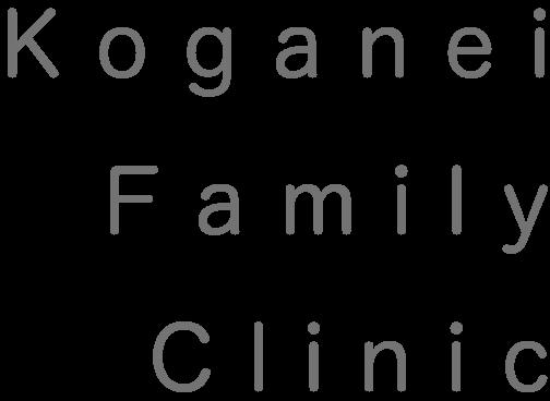 Koganei Family Clinic
